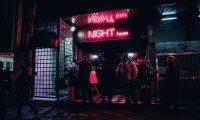 Back Alley Behind a Nightclub at 2:34 am