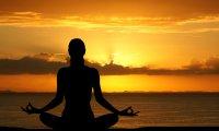 Yogi Beach Meditation