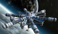 Busy Space Station Traffic