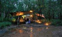 Rainy Campground