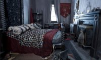 Grimmauld Place: Sirius Black's Bedroom