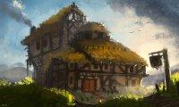 D&D fantasy tavern new song