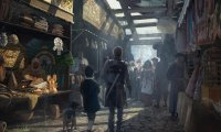 D&D Medieval Market
