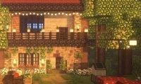 Minecraft SMP - Cottagecore Village