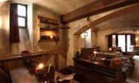 Medieval seaside tavern