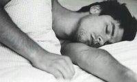 Sleeping Next to Bucky Barnes