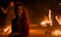 Dragonstone Coast - Red Priestess Melisandre