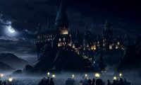 Lying in your four poster bed at Hogwarts