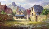 Phandalin (Small Town) - D&D, Fantasy, LMoP
