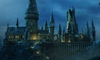 FOCUS:  studying at Hogwarts ambience