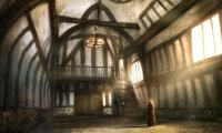 dnd entry hall of guild