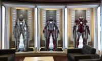Inside Tony Stark's Laboratory