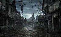 Haunted Village - Daytime