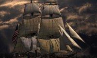Sailing through gentle waters