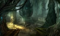 Alien/Exotic Forest