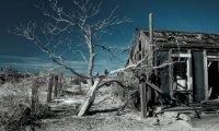 Remastered Abandoned Desert City