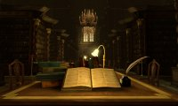 All Nighter in Hogwarts Library - Studying for Exams