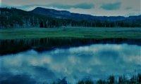 Moonlit Lagoon