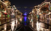 A stroll down Main Street
