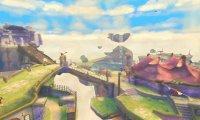 Legend of Zelda Skyloft Atmosphere