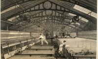 London manufacture 1800's