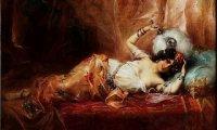Erotic Arabesque Atmosphere
