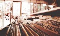 Closing Shift at Twisted Fox Records