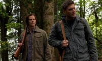 Walking in the woods with Sam and Dean