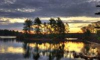 Mornings at the Lake