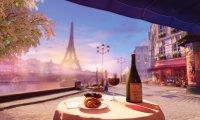 Elizabeth's Dream in Paris
