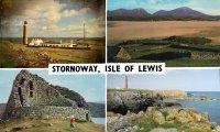 Kiosk - Butt Of Lewis Lighthouse