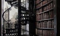 Study in Dark Academia Drom