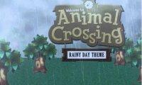 Animal Crossing Rainy Day (Indoor)