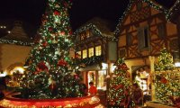 Possible Christmas Town ambience
