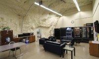 Inside the rebellion bunker