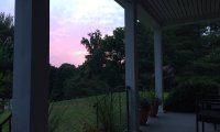 southern evening
