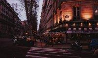 la vie en rose in Paris