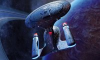 Go about your day on the Star ship U.S.S Enterprise