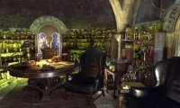 Severus Snape's Rooms