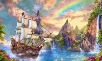 Mermaid Lagoon - Neverland