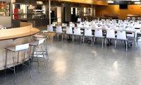 Cafeteria of a School