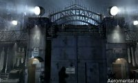 Locked in Arkham Asylum