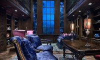Ravenclaw Common Room Studying