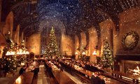 Hogwarts Ambiance with Hedwig's Theme