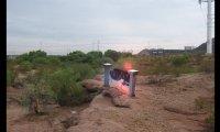 Desert Sculptures