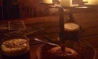 An Oddly Quiet Tavern