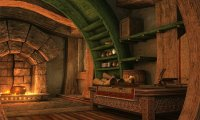 Narnia / LOTR-esq Cottage