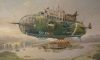 Airship Greenhouse