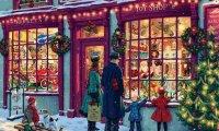 Shop at Christmas Time