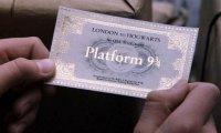 King's Cross Platform 9 3/4